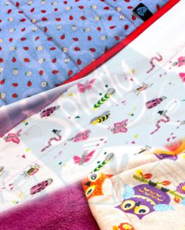Baby - und Kinder- Decken