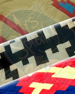 Pixelart Decken
